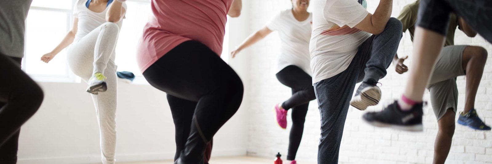 HIIt corporate exercise class